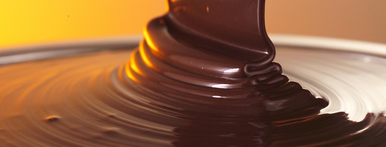 Feinste dunkle Schokolade zum Geniessen