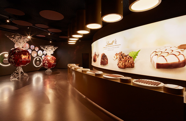Video Lindt Home of Chocolate
