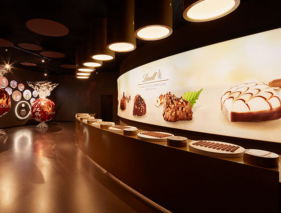 Lindt Home of Chocolate Degustation