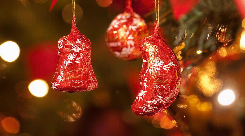 Le sapin de Noël Lindt