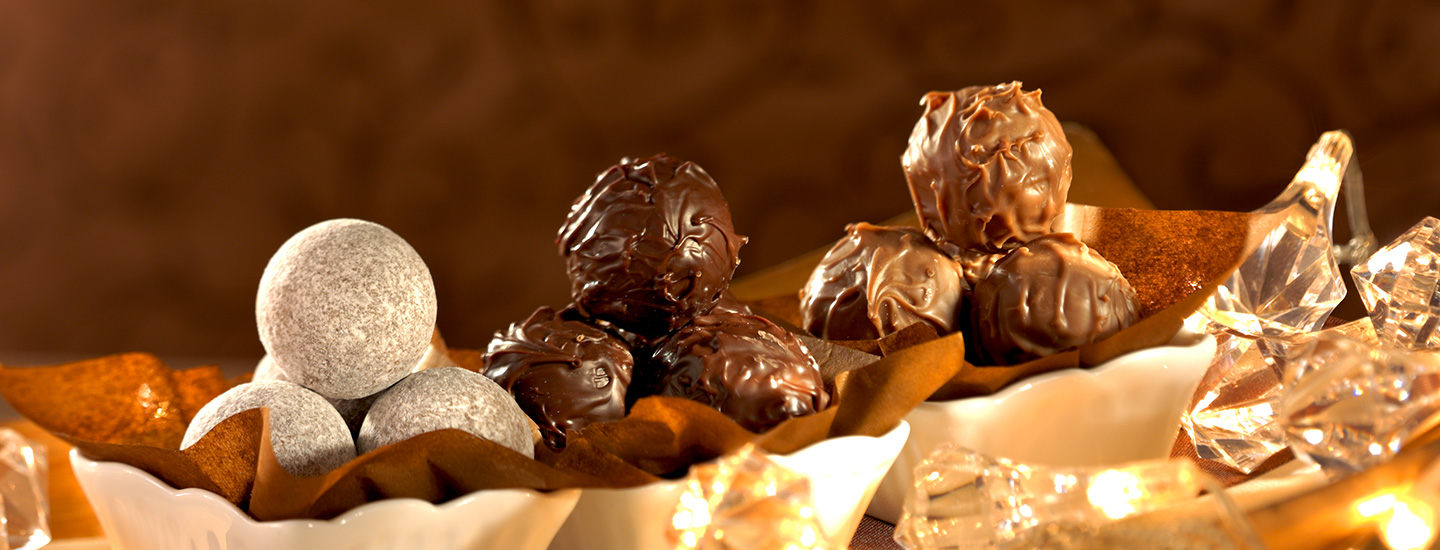 Fine pralines for the festive period