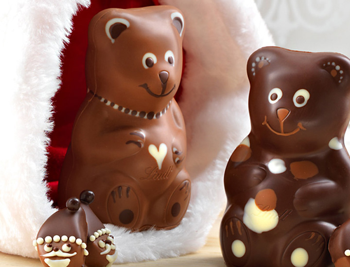 Our Christmas Special at the Lindt Home of Chocolate