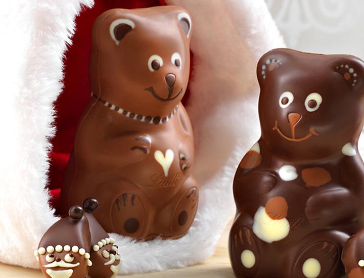 Notre offre de Noël à la Lindt Home of Chocolate