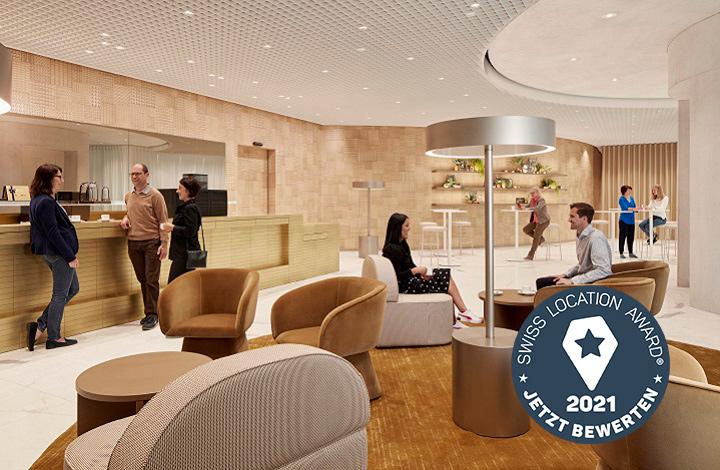 Nomination Swiss Location Award 2021